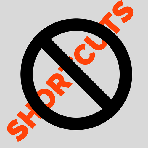 No shortcuts to successful weight loss