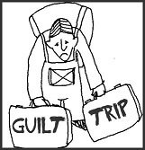 Food guilt trip
