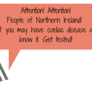 Have a coeliac test